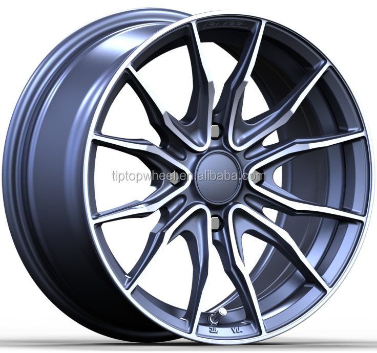 used rims for sale for cars 15 inch 5x100 wheel rim for replica alloy wheel
