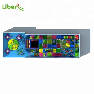 Entertainment Indoor Playground Indoor Play Center Equipment For Sale