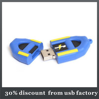classic 8GB boat shape usb flash drive