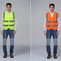 Hi Vis reflective safety workwear with EN471 reflective safety vest