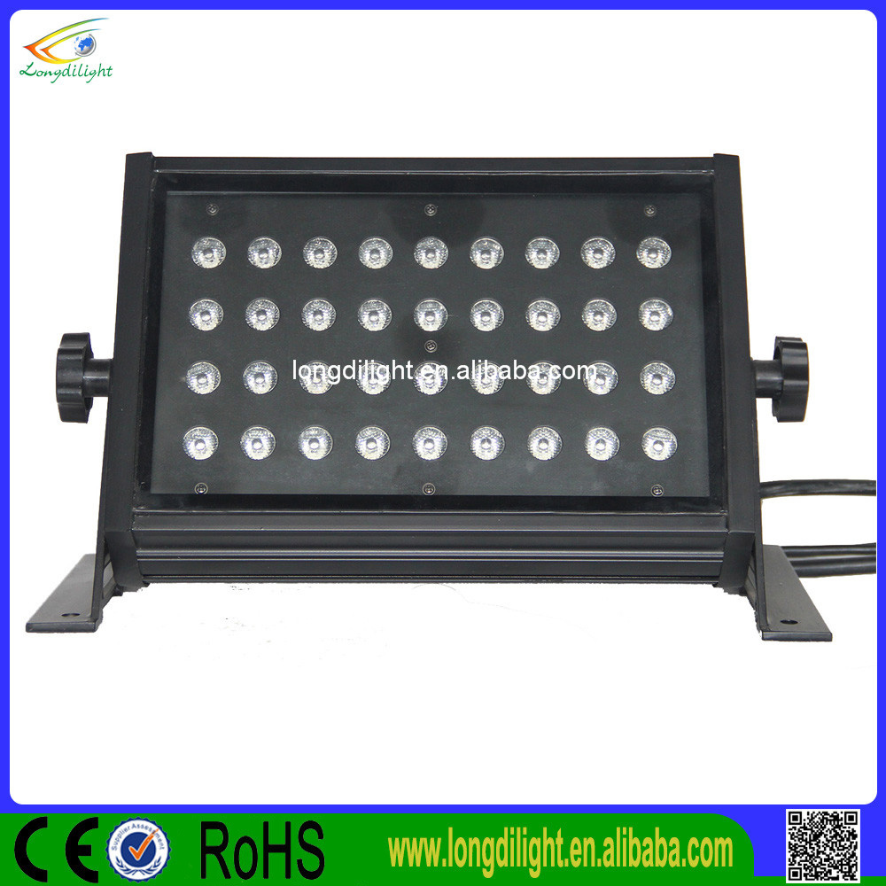 China factory 36pcs 3w IP65 led wall washer high power