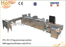 superstar egg processing equipment with candler