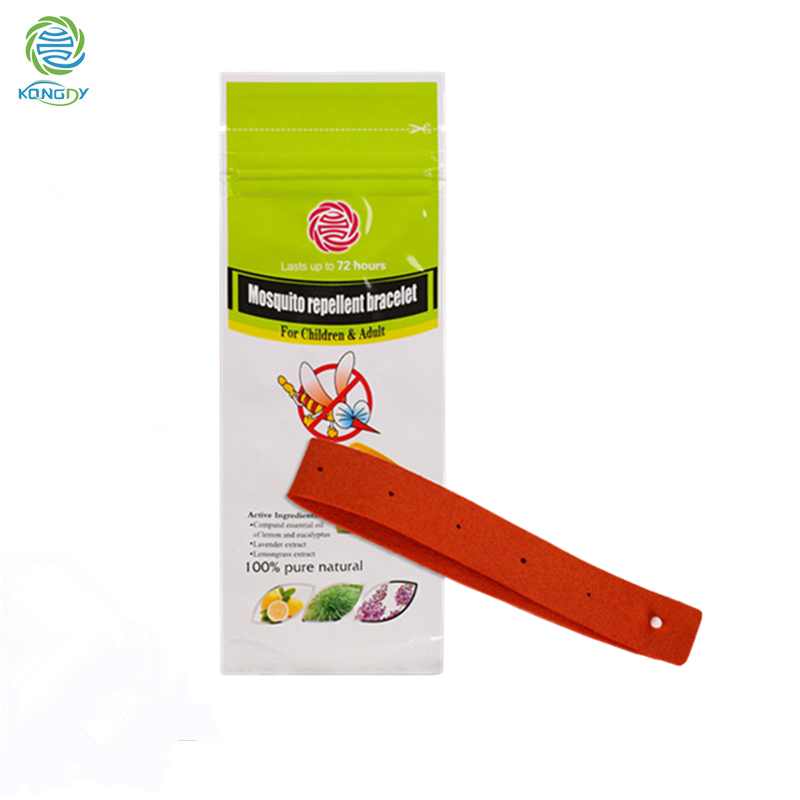 hot sale mosquito repellent bracelet safer than mosquito spray