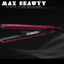 Fashion Appearance Floating Ceramic plate Small Hair Straightener