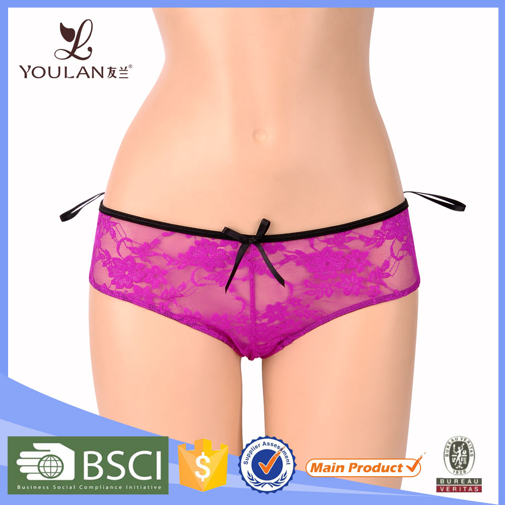 China Factory Fantastic Lady Underpants Women Underwear