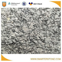 Water wave granite countertop for kitchen
