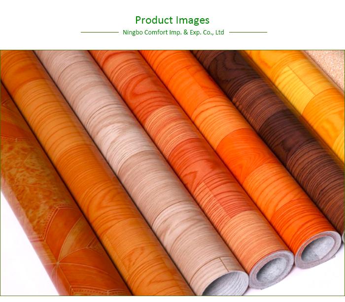 2019 PVC Material Linoleum Vinyl Flooring Roll PVC Vinyl Flooring