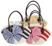 afy-97 2013 handcrafted cotton shopping tote bag / beach bag/ cometic bag