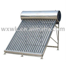 stainless steel series non-pressure solar water heater