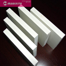 pvc rigid foam board white plastic pvc foam board pvc partition board