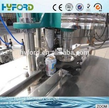Automatic aluminum can filling machine/Making plant