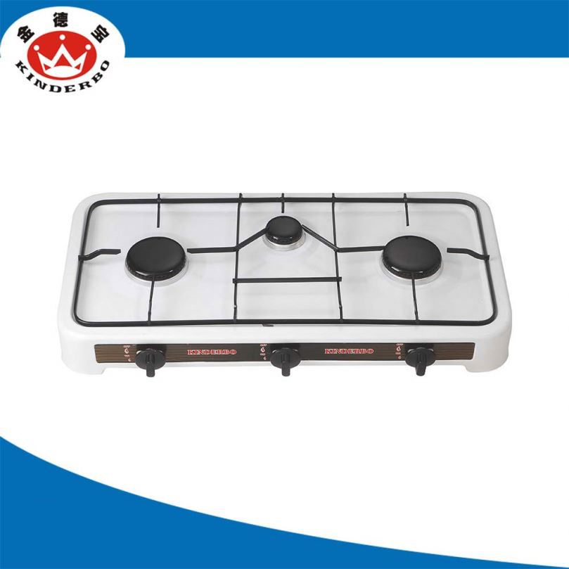 3 burner Professional 3 triple burner portable outdoor propane high pressure camp stove with stand