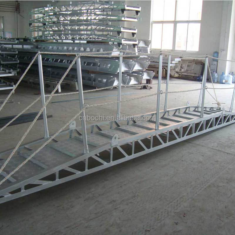 Best Price Marine Wholesale ABS Aluminum Ship Used Gangway