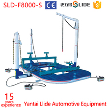 SLD-F8000S auto body collision repair used car body frame machine