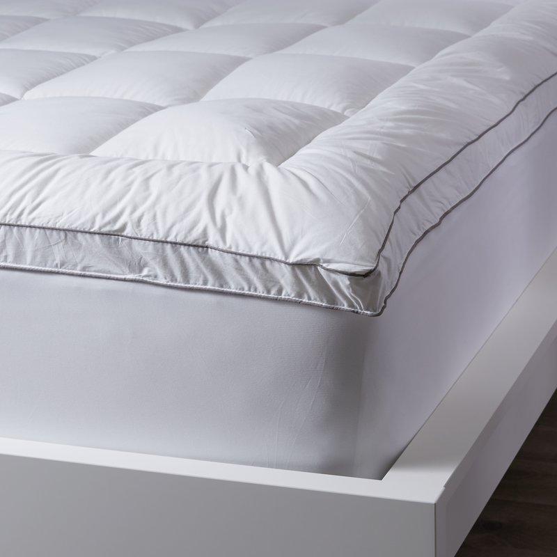 China Manufacturer Super Soft Cheap Microfiber queen Bed king size Mattress Topper - Jozy Mattress | Jozy.net