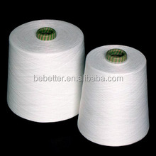 Ne 80/1 100 percent Cotton Combed Yarn for knitting and weaving /for working gloves