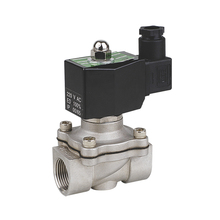 high pressure electric water gas valve with stainless steel for gas water heater