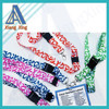 Cancer awareness polyester lanyard, lanyard polyester material