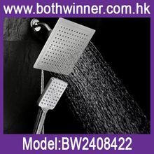 Golden color shower ,h0trs bathroom rain shower set for sale