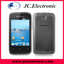 Newest Original Lenovo A269i 3.5 Inch MTK6572 Dual Core Cheap Mobile Phone Russian Android 2.3 256 512MB