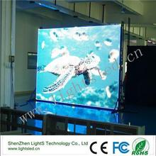 \ Alibaba cricket live scores led display screen P6 outdoor advertising led board