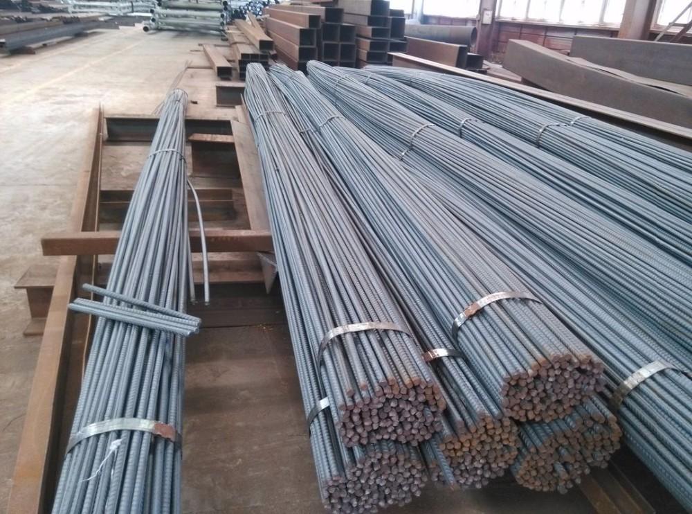 Steel Rebar Deformed Steel Bar Iron Rods For Construction