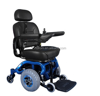Vitafom-Electric Power chair for Disability, PG Controller, Taiwan Motor