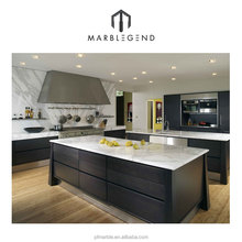 Low price custom Modern Natural marble kitchen countertop