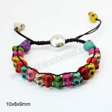 Wholesale shamballa bracelet, Gemstone beaded shamballa bracelet