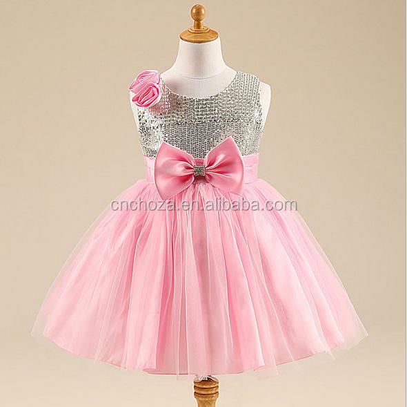 Z56046B beautiful wedding bridal party children bridesmaid Dress