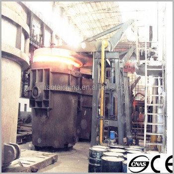 Supply electric arc furnace with competitive price