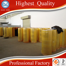 Water Based Use Acrylic Bopp Jumbo Roll Adhesive Tape with China Lowest Price Jumbo Roll Supplier