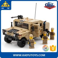 KAZI building blocks 420pcs GBL building blocks toys