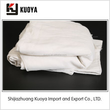 Good quality wholesale greige spun polyester fabric