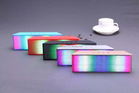 2015 Newest Factory Price foldable paper speaker LED Display made in china