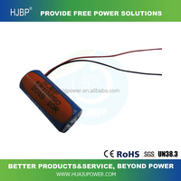 china factory wholesales dry battery CE|ROHS|UN38.3 LiSOCl2 3.6v 700mah aaa ER10450 primary lithium battery for plc controller