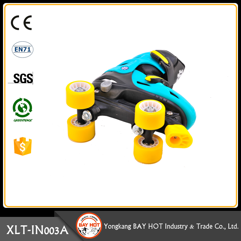 Comfortable Good price roller skate shoe training wheels