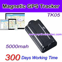 China Top Quality Portable Magnetic Waterproof GSM GPS Tracker SOS Long Battery Life 400 Days Car Vehicle Human Asset Tracking