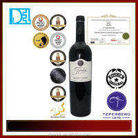 Kosher Original Awareded Teperberg Reserve Cabernet Dessert Sauvignon Red Wine