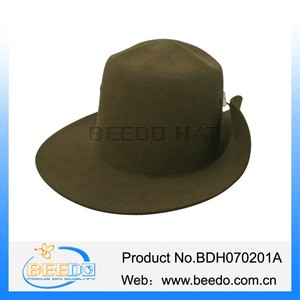 Hot selling australian mens outback hat
