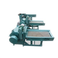 Australia sale nail wooden pallet crusher machine