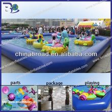 Colorful and durable CE/TUV summer popular kids hand electric paddle boats