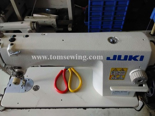 Perfect performance high quality renew Juki DDL-8700 sewing machine in dubai