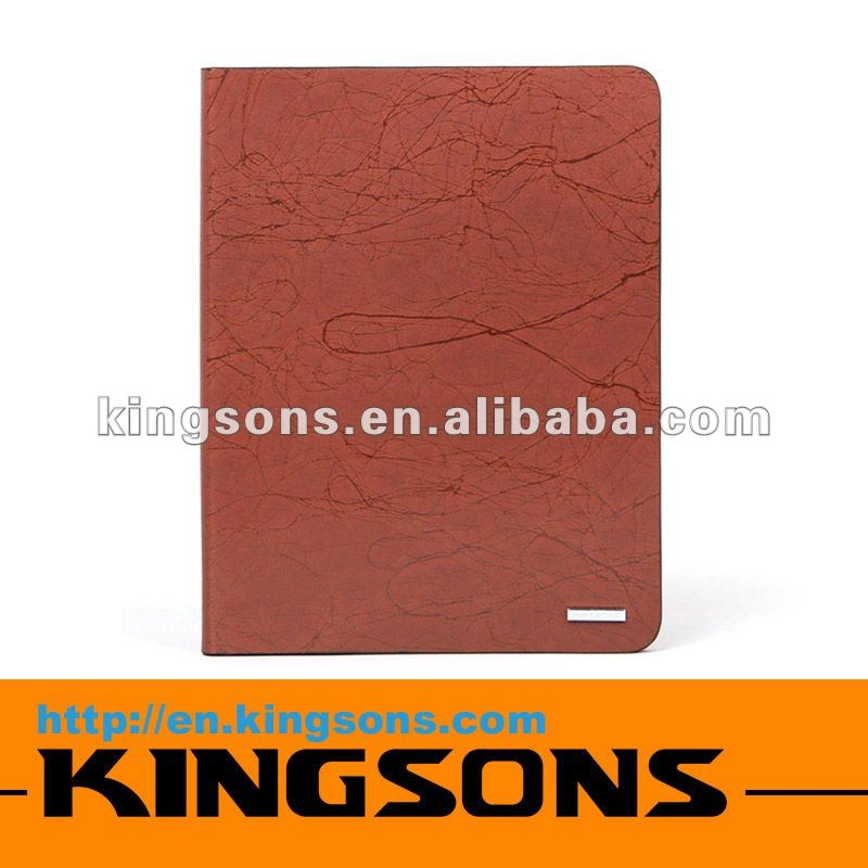 top sales! leather fashion cover for ipad, universal tablet fashion style