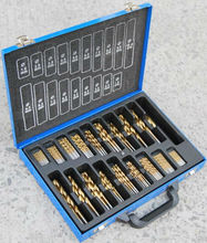 170PCS Twist Drill Bits Set With Titanium Coated,HSS-4241