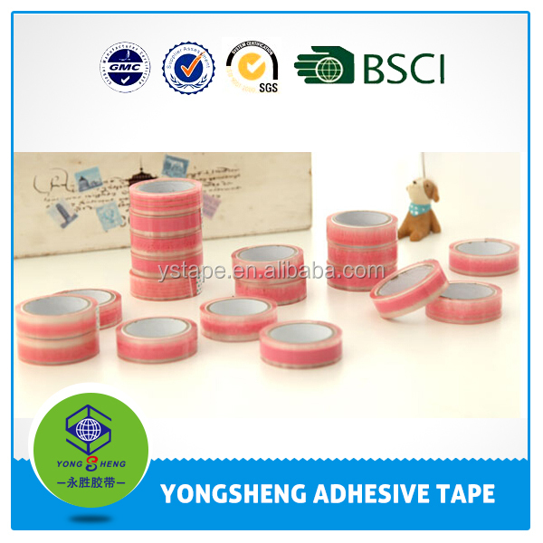 Opp lace adhesive tape for scrapbook