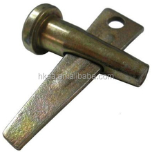 custom metal formwork wedge pin,wedge lock pin