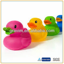 Custom promotional rubber duck