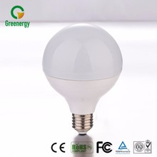 Big Global Japanese Bulb Light 15W 1300lm AC110V LED Bulb 270 Degree Frosted Cover G95 LED Bulb Light