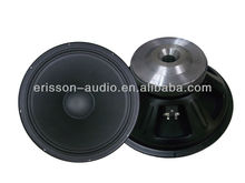powerful 400w 15 inch pa subwoofer speaker